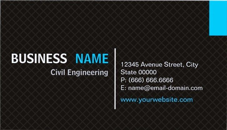 Civil engineering business cards templates emetonlineblog civil engineering business cards accmission Images