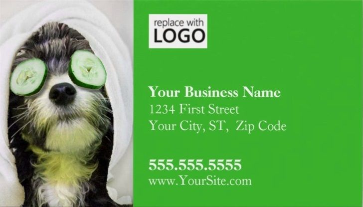 Dog grooming business cards and templates emetonlineblog dog grooming business cards templates colourmoves